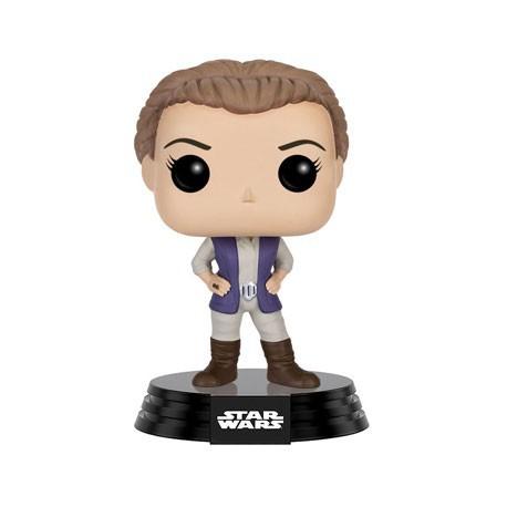 Pop Movies Star Wars The Force Awakens Bearded Luke Skywalker