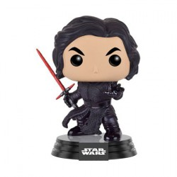 Pop Movies Star Wars The Force Awakens Rey Battle Pose