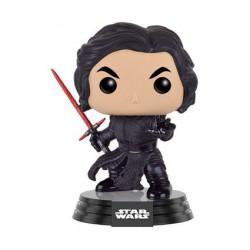 Pop Movies Star Wars The Force Awakens Rey Battle Pose