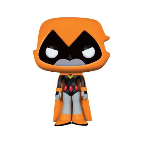 Pop TV Teen Titans Go Raven Red limited edition
