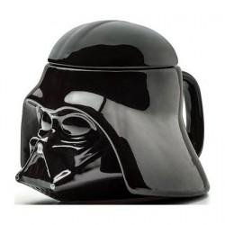 Star Wars Tasse Dark Vador 3D en Céramique