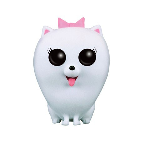 Pop Movies Secret Life Of Pets Flocked Chloe Limited Edition