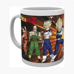 Dragon Ball Z Fighters Mug