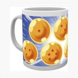 Dragon Ball Z Dragonballs Tasse (Mug)