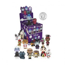 Funko Mystery Mini Disney Villains Vinyl