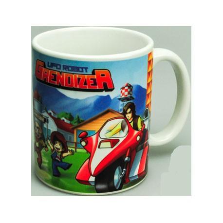 Grendizer Goldorak Mug