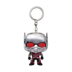 Pocket Pop Keychains Captain America III Civil War Ant Man