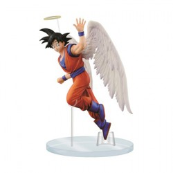 Dragonball Super SCultures Figure Big Budoukai: Super Saiyan 2 Goku 21 cm
