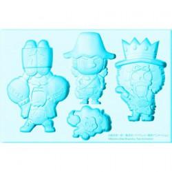 Ice Cube One Piece Usopp, Franky & Brook New World