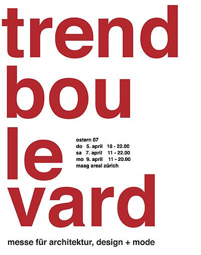 Trendboulevard 2007