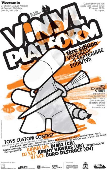 VinylPlatform
