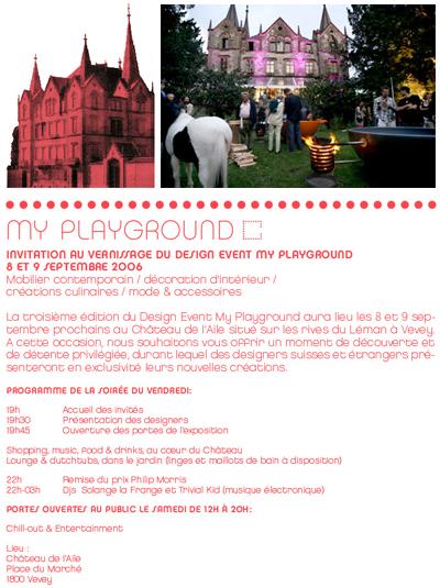 MyPlayground 2006