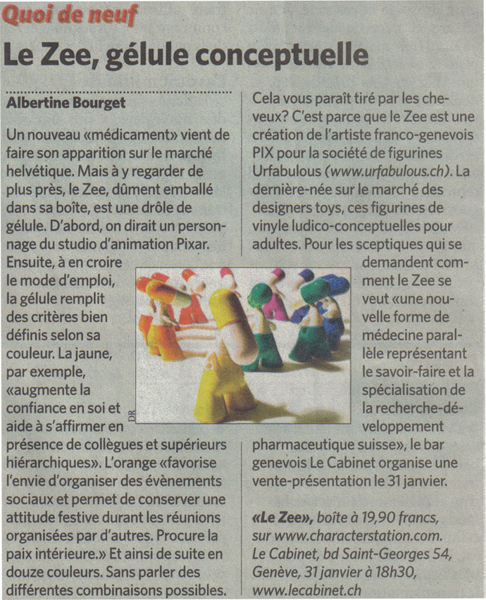 Article LeTemps