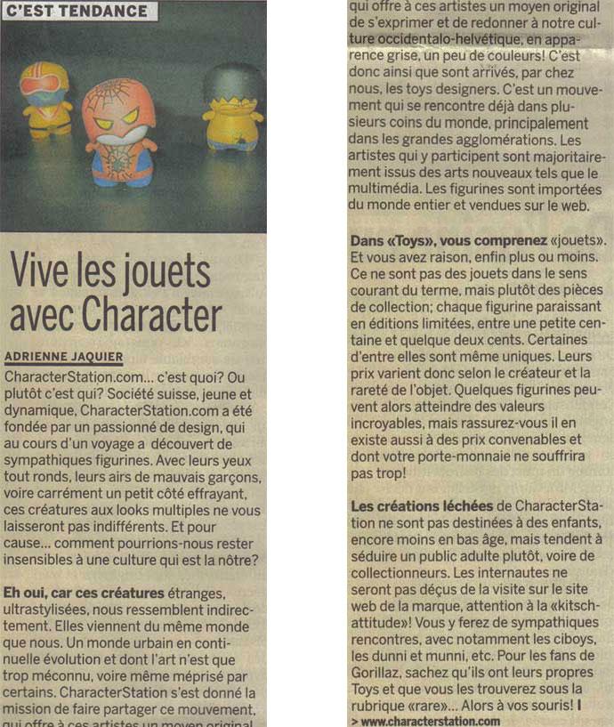 Article Liberté