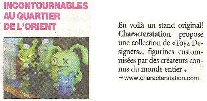 Article Matin Bleu