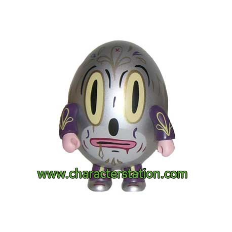 Figur Qee Hump Qee Dump Argent by Gary Baseman Toy2R Geneva Store Switzerland