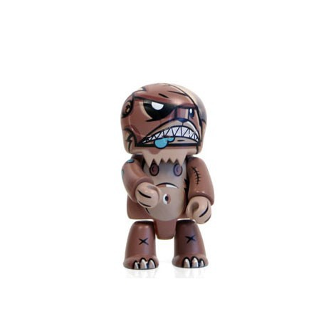 Figur Qee OXOP 3 Gorilla by Joe Ledbetter Toy2R Geneva Store Switzerland