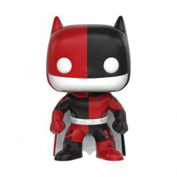 Figur Pop DC Batman as Villains Harley Quinn Impopster Funko Geneva Store Switzerland