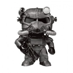 Figur Pop Games Fallout Power Armor Black Limited Edition Funko Geneva Store Switzerland