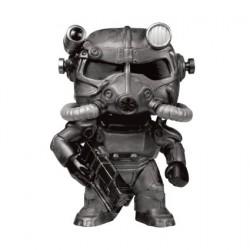 Figurine Pop Jeux Vidéo Fallout Power Armor Black Edition Limitée Funko Boutique Geneve Suisse