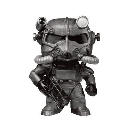 Figur Pop Games Fallout Power Armor Black Limited Edition Funko Geneva Store Switzerland