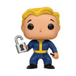 Figurine Pop Games Fallout Vault Boy Locksmith Edition Limitée Funko Boutique Geneve Suisse