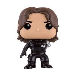 Figurine Pop Marvel Civil War Winter Soldier Without Arm Edition Limitée Funko Boutique Geneve Suisse