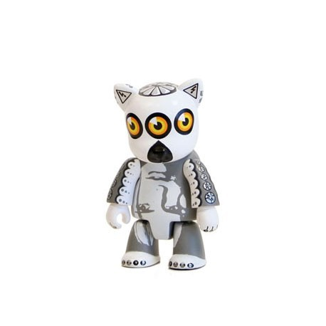 Figur Qee OXOP 3 LemuRu-486 by rob mcbroom Toy2R Geneva Store Switzerland
