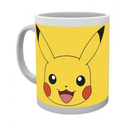 Figurine Tasse Pokemon Pikachu Hole in the Wall Boutique Geneve Suisse