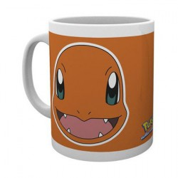 Figuren Tasse Pokemon Charmander Hole in the Wall Genf Shop Schweiz