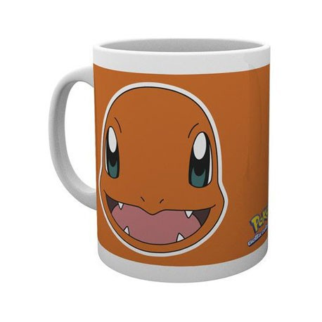 Figurine Tasse Pokemon Charmander Hole in the Wall Boutique Geneve Suisse