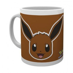 Figuren Tasse Pokemon Eevee Hole in the Wall Genf Shop Schweiz