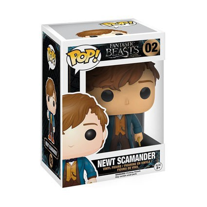 Toys Pop Movies Fantastic Beasts Newt Scamander With Egg Funko Swi