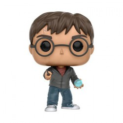 Figurine Pop Film Harry Potter Harry Potter With Prophecy Funko Boutique Geneve Suisse