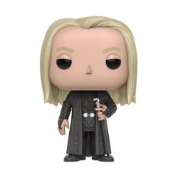 Figurine Pop Film Harry Potter Lucius Malfoy (Rare) Funko Boutique Geneve Suisse