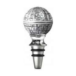 Star Wars Metal Bottle Stopper Death Star