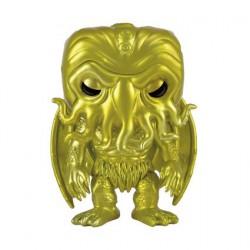 Figurine Pop Horror Cthulhu Metallic Édition Limitée Funko Boutique Geneve Suisse