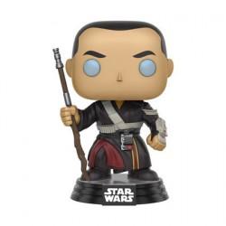 Figur Pop! Star Wars Rogue One Captain Chirrut Imwe (Rare) Funko Geneva Store Switzerland