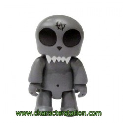 Qee Kozik Anarchy Toyer Gris by Kozik