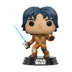 Figurine Pop Star Wars Star Wars Rebels Ezra (Rare) Funko Boutique Geneve Suisse
