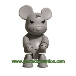 Qee Kozik Anarchy Bear Gris by Kozik
