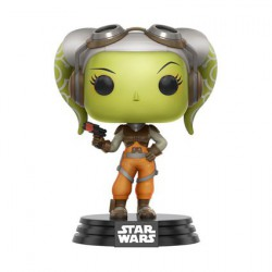 Figurine Pop Star Wars Star Wars Rebels Hera (Rare) Funko Boutique Geneve Suisse