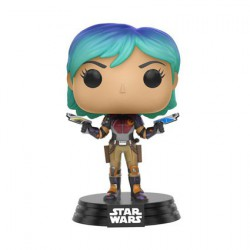 Figurine Pop Star Wars Star Wars Rebels Sabine (Rare) Funko Boutique Geneve Suisse