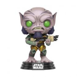 Figurine Pop Star Wars Star Wars Rebels Zeb (Rare) Funko Boutique Geneve Suisse