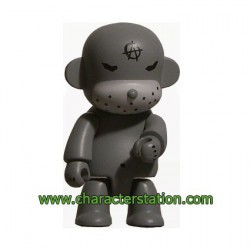 Qee Kozik Anarchy Monkey Gris by Kozik