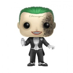 Figuren Pop NYCC 2016 Grenade Damage Joker Limitierte Auflage Funko Genf Shop Schweiz