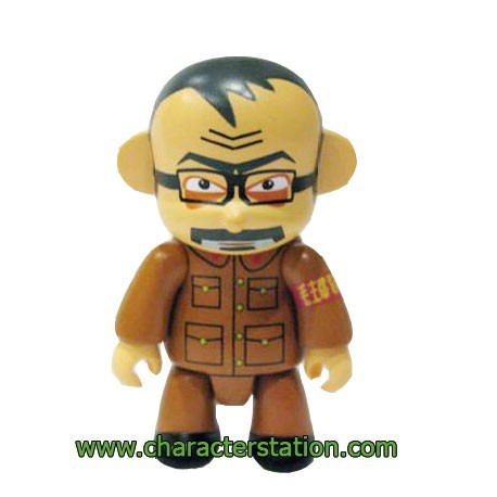 Figuren Qee Kozik Anarchy par Kozik Toy2R Qee Genf