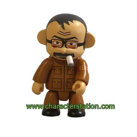 Figurine Qee Kozik Anarchy avec Clope Secret 1 par Kozik Toy2R Boutique Geneve Suisse