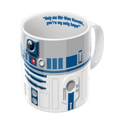 Figurine Tasse Star Wars R2-D2 Boutique Geneve Suisse