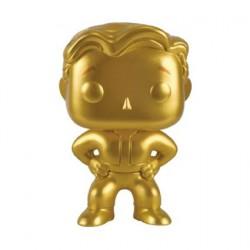 Figurine Pop Fallout Vault Boy Gold Edition Limitée Funko Boutique Geneve Suisse